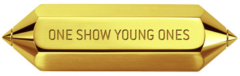 Young Ones Gold Pencil